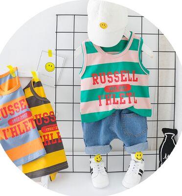 Летний костюм мальчику