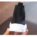 Текстильные кроссовки для девочек Fashionega черные