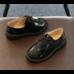 Лакированые туфли детские черные для мальчиков